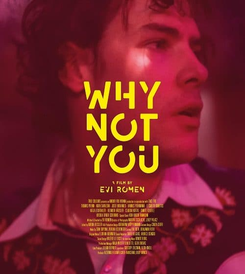 WHY NOT YOU (Rerun)