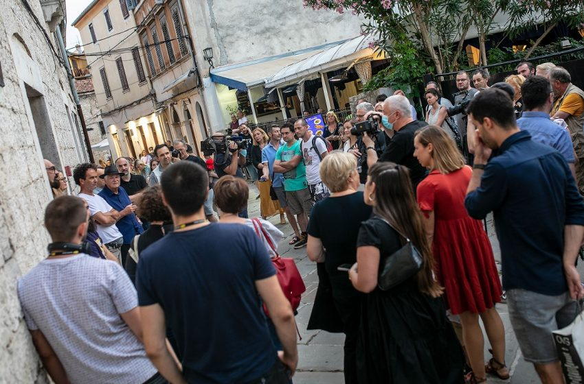 20th Edition of Exhibition Think Film: Cinemaniac XX Opened at Pula City Gallery