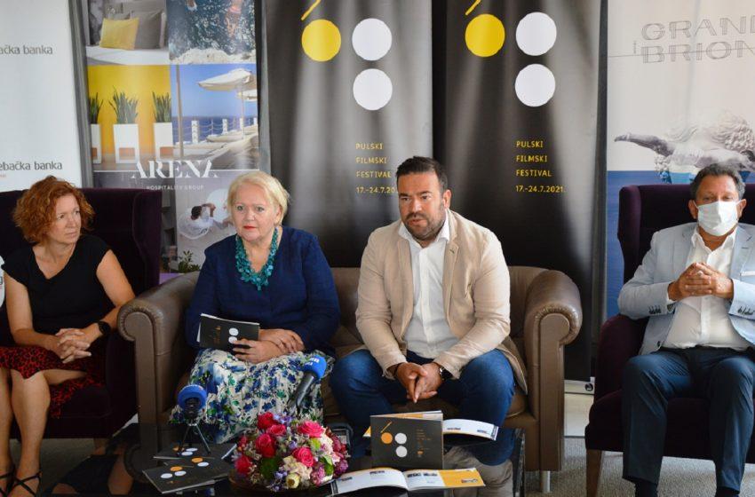 Konferencija za medije uoči 68. Pulskog filmskog festivala