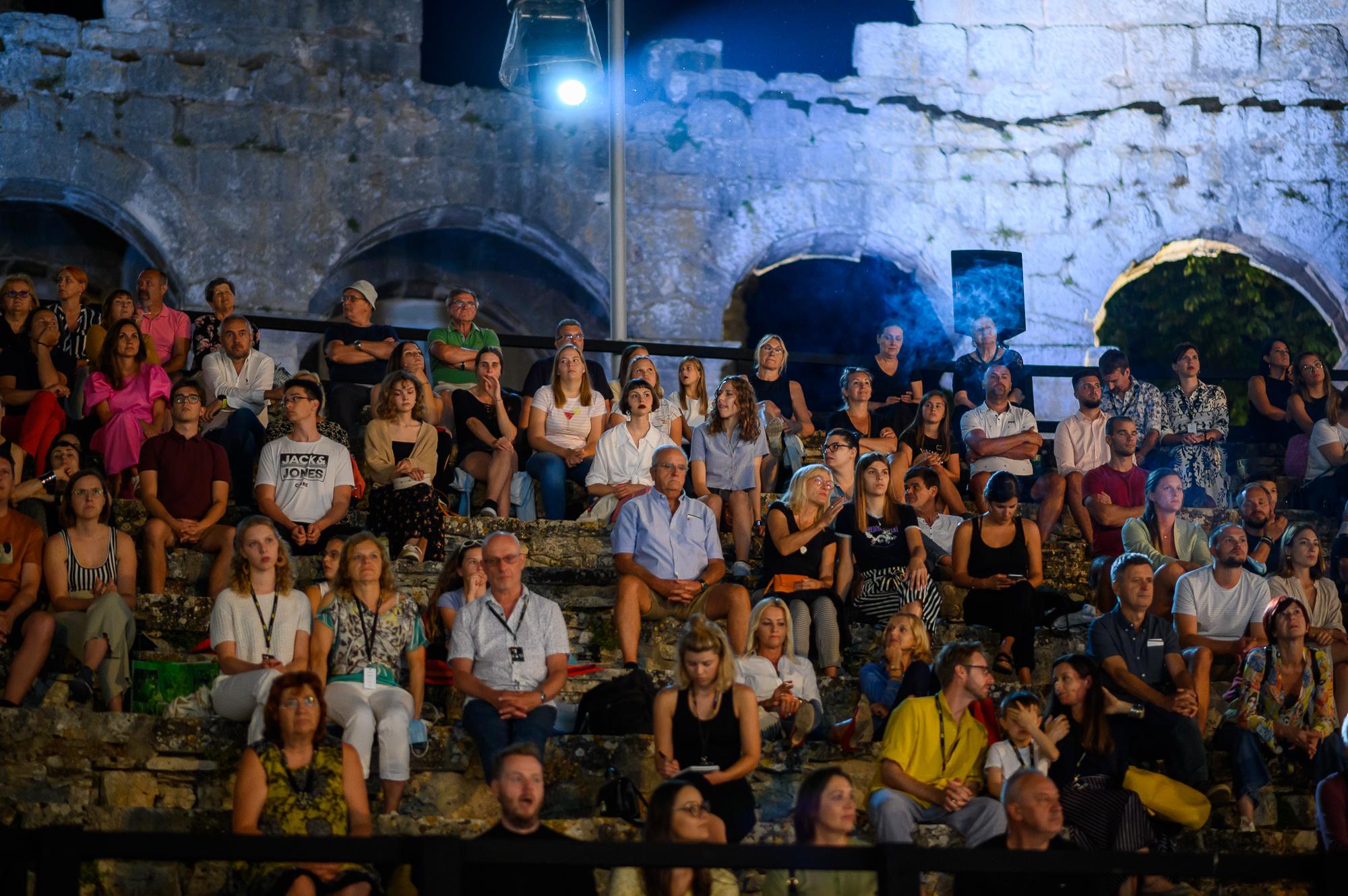 Pula 2021: Svečano otvoren 68. Pulski filmski festival
