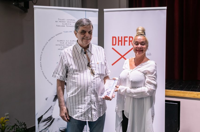 Nagrada DHFR-a Zdenku Jelčiću